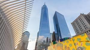 WTC Redevelopment Post 9/11
