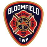 Bloomfield, New Jersey, Fire Department Badge