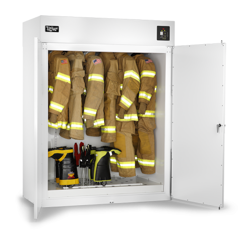 Firefighters PPE Drying Cabinet
