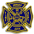 Jersey City, New Jersey, Fire Department Badge